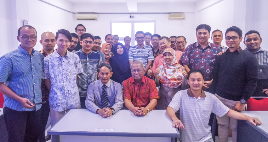 Workshop Pembuatan Laboratorium Industri Animasi