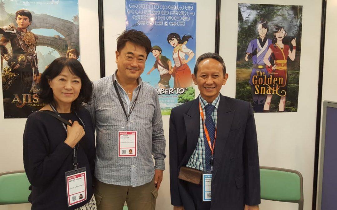 MSV Studio berpartisipasi dalam ajang multi-content market terbesar di Jepang