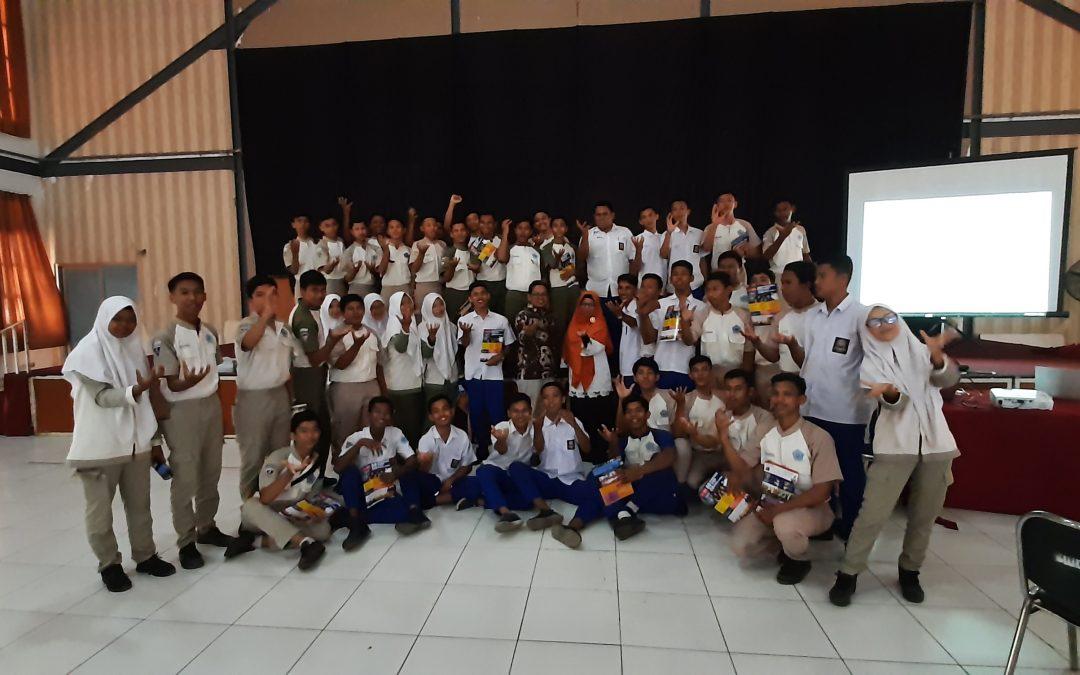 Roadshow Universitas Amikom Yogyakarta di Kota Banda Aceh
