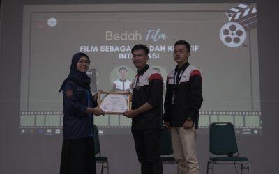 Bedah Film 'Film Sebagai Wadah Kreatif Integrasi' BEM FPB UMY bersama dengan Komunitas Multimedia Amikom (KOMA)