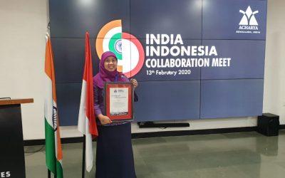 Universitas AMIKOM Yogyakarta Melakukan MoU dengan Beberapa Perguruan Tinggi di India