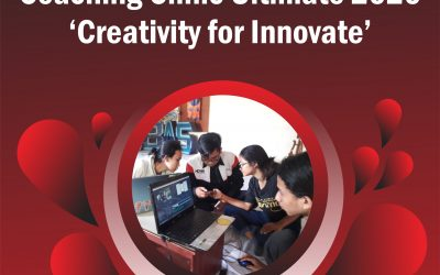 """COACHING CLINIC ULTIMATE 2020 """"CREATIVITY FOR INNOVATE"""""""