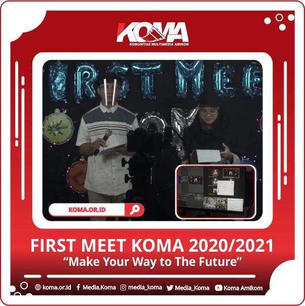 First Meet KOMA 2020-2021