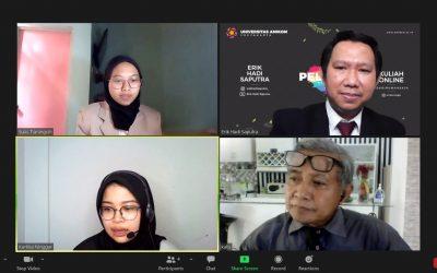 Inovasi dan Pembelajaran Universitas Amikom Yogyakarta di Masa Pandemi