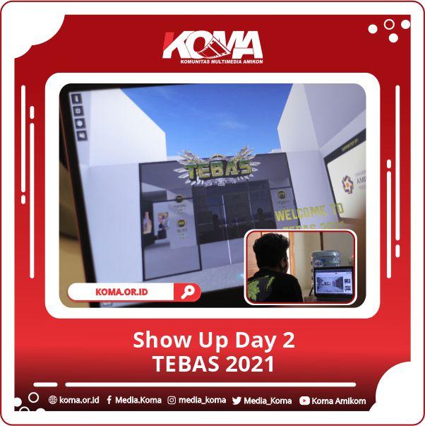 Show Up Day 2 Rame Bangett