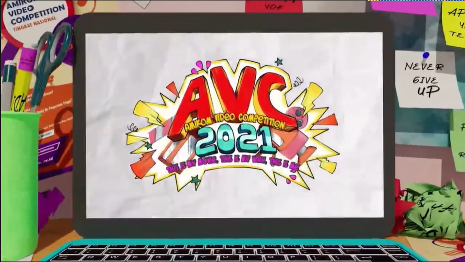 Pemenang Amikom Video Competition (AVC) 2021